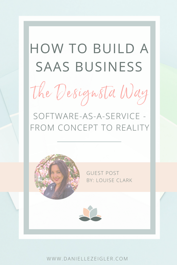 How to Build a SAAS (Software as a Service) Business From Idea to Reality