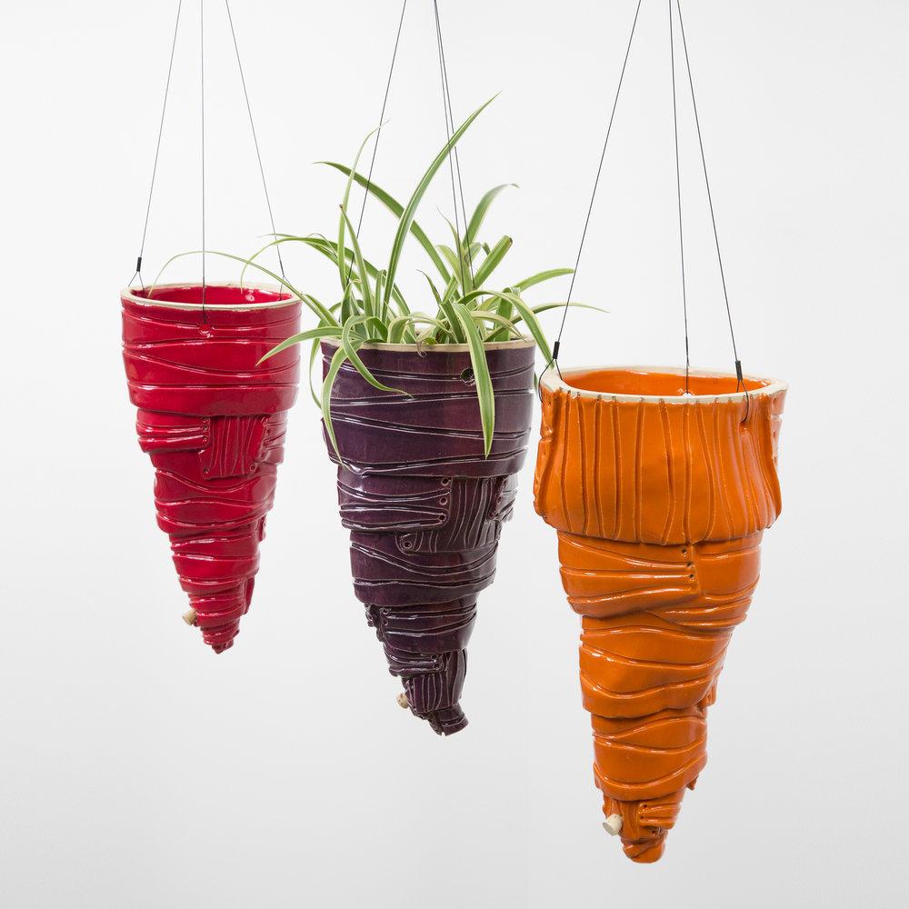 Hanging Pots.