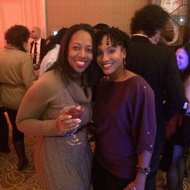 #tbt I can't remember the event but I do remember it was at a hotel in VA. I was supposed to go with a friend who cancelled at the last minute. So, I went solo. It was nice running into a familiar face who also happened to be one of my event planning mentors, Mrs. Jon'll Boyd of @completelyyours. She was the first person I approached when I was considering event planning. At the time, she was coming up on year one of her business. We talked on the phone and she invited me to her one year anniversary party where we met in person for the first time. She's the same today as she was then, gracious, giving, & willing to share. I've heard awful stories of newbies approaching established event planners and being completely shot down or ignored all together. I'm so glad that wasn't my experience. Jon'll, thank you so much for the warm welcome into the industry and for all you do to make it better. #starryness #thankfulthursday