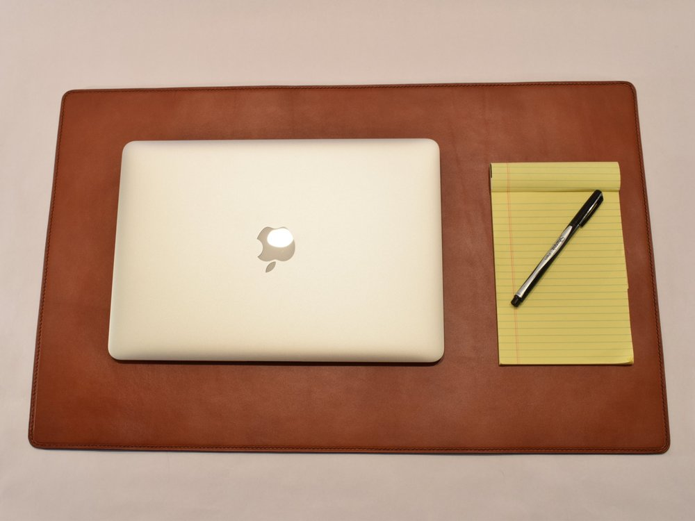 Desktop Blotter Pad-Starting at $275 - Keep your desk space classy and organized with one easy improvement...Learn More