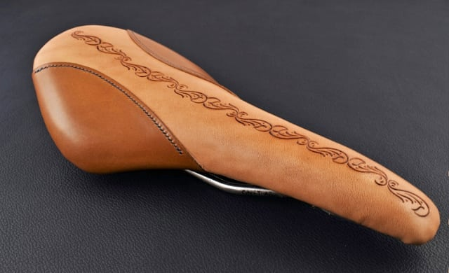 Custom Bicycle Saddle