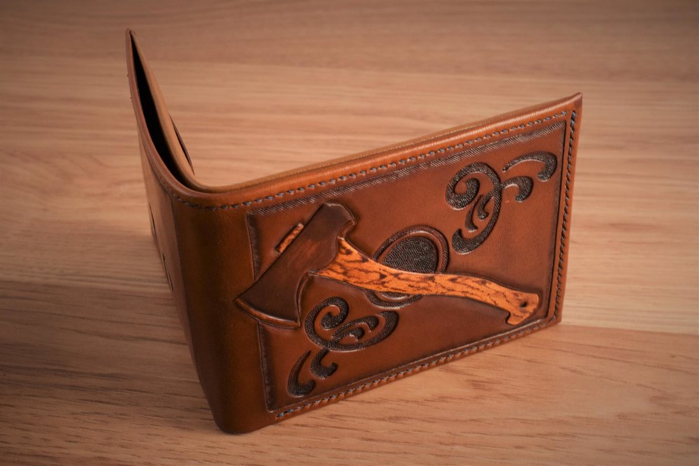 Custom Billfold Design