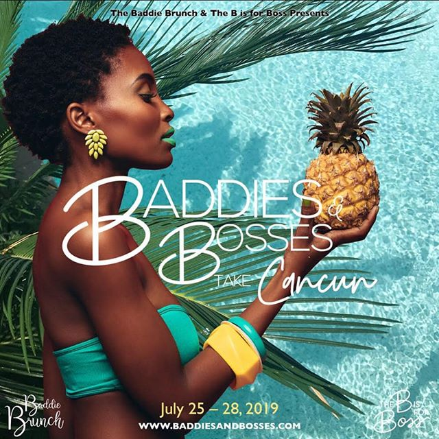 #BaddieBrunch #TheBisForBoss #BaddiesAndBosses #bossbabes #girlbosses #girlbossparty #girlbosslife #womensretreat #bestlifeever #bestliferetreat #girlstravel #melanintravel #empowerwomen #fortheladies #blackgirlstravel #blacktravel #blacktraveljourney #bosschicks #empoweredwomen #womenunite #baddiesonly #baddies