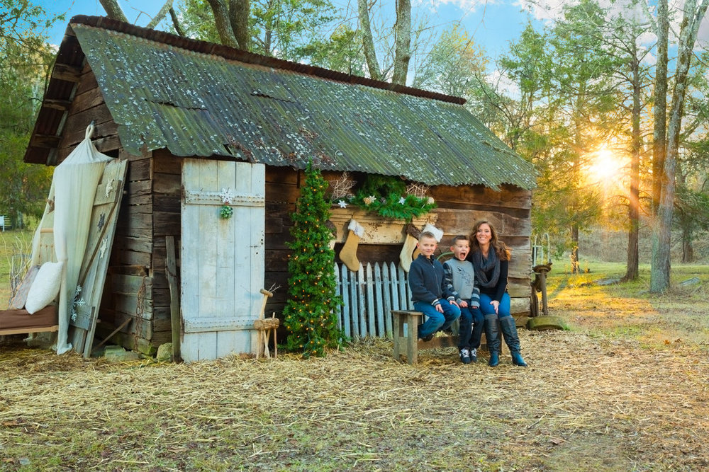 Holiday Portrait Photography