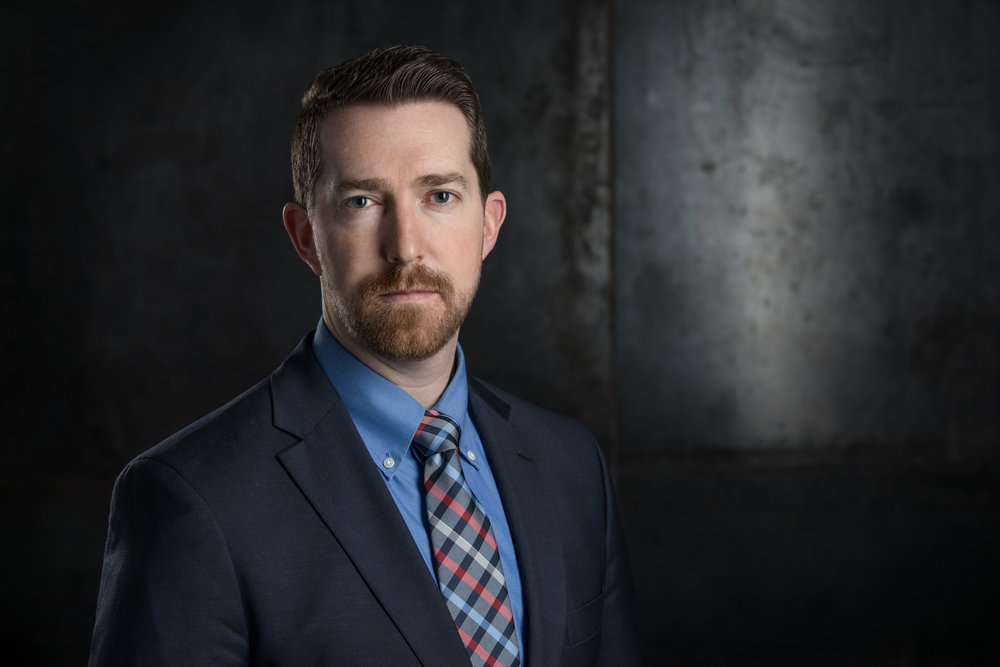 Joe's business portrait