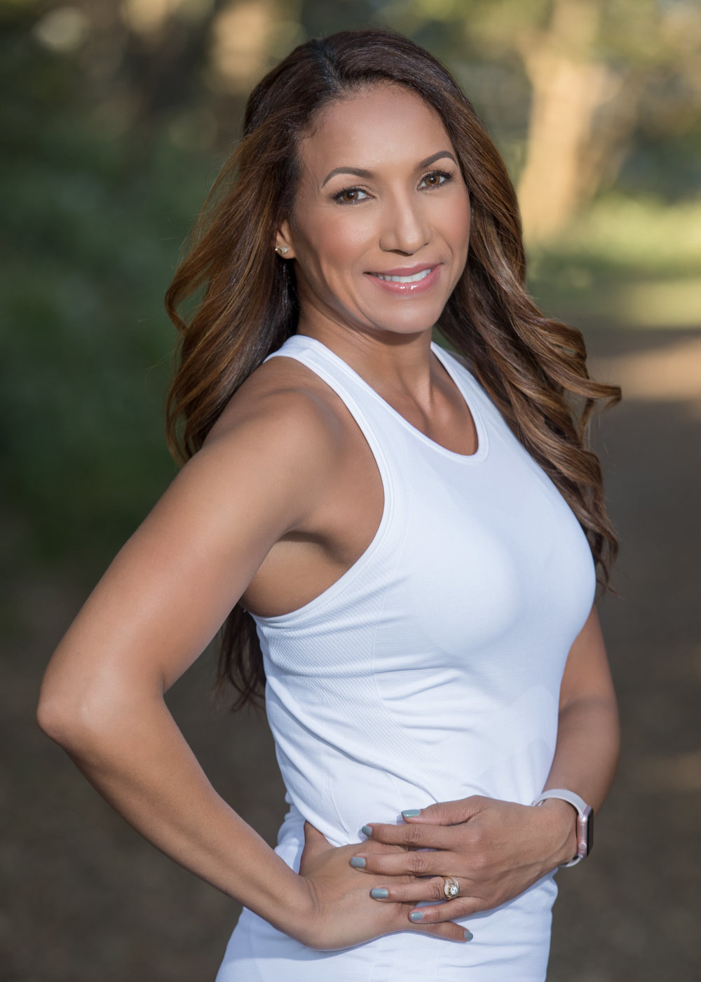 Nashville headshot for Heydi Lopez