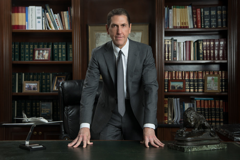Executive business portrait photography for John Cheadle