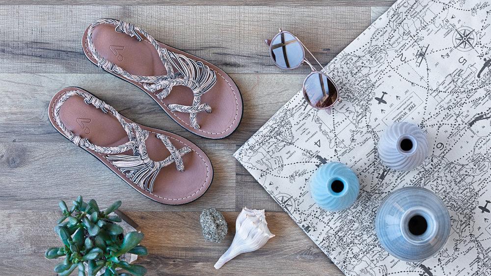 LuvMyVines Sandals