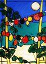 Donovan's Reef, Remix, 35 x 47, acrylic on canvas.