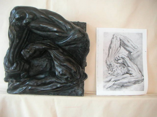 Sculpture from Rubens' drawings