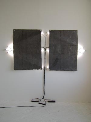 "Ubiquitous internal energy and Mass Energy  12'W x 96""L x 8""D"