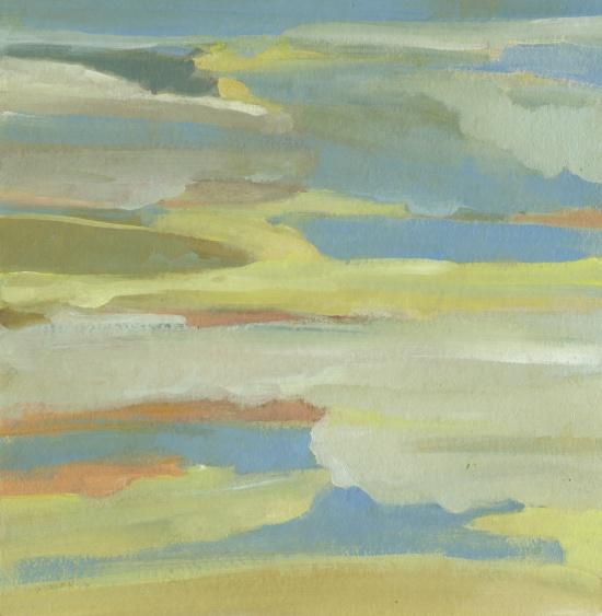 Dale Emmart, %22July Clouds%22 .jpg