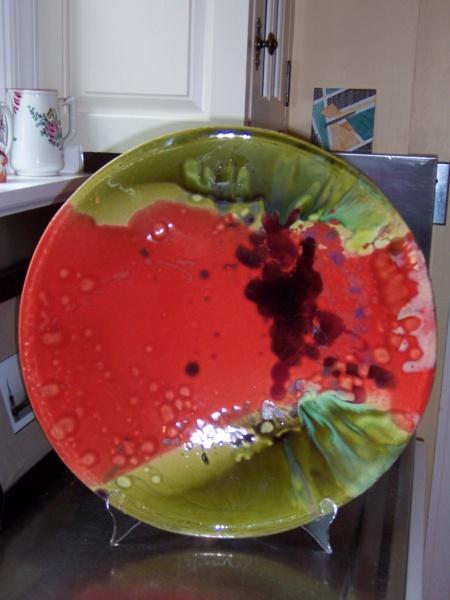 Lindy foss-quillet, assiette rouge.jpg