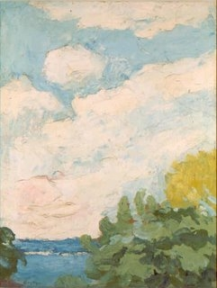 James Britton, %22Ball Cloud, Sag Harbor%22 10 3:4 x 8 oil on board 1925.jpg