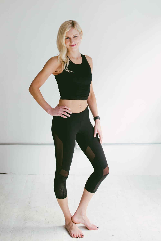 Katelyn Berg Dolence - INSTRUCTOR