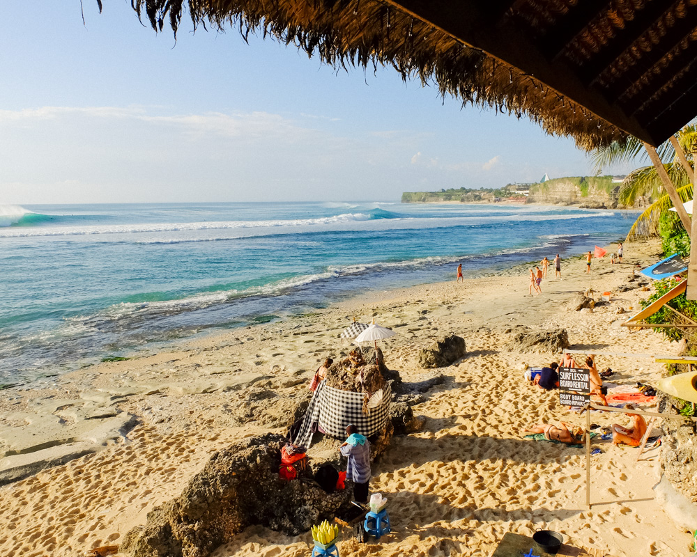 ABOUT BINGIN BEACH -