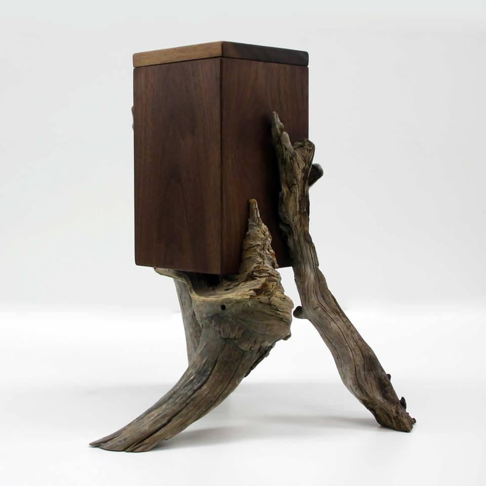 Urn by Chris Parow