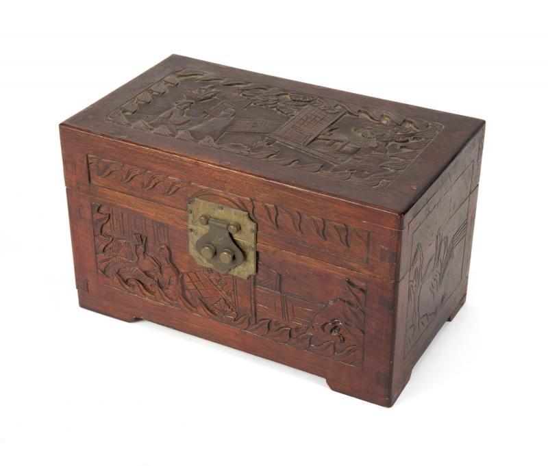 Truman Capote's Camphor Box