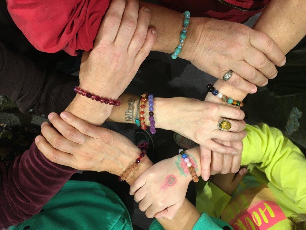 Diffuser bracelets at Beadniks.JPG