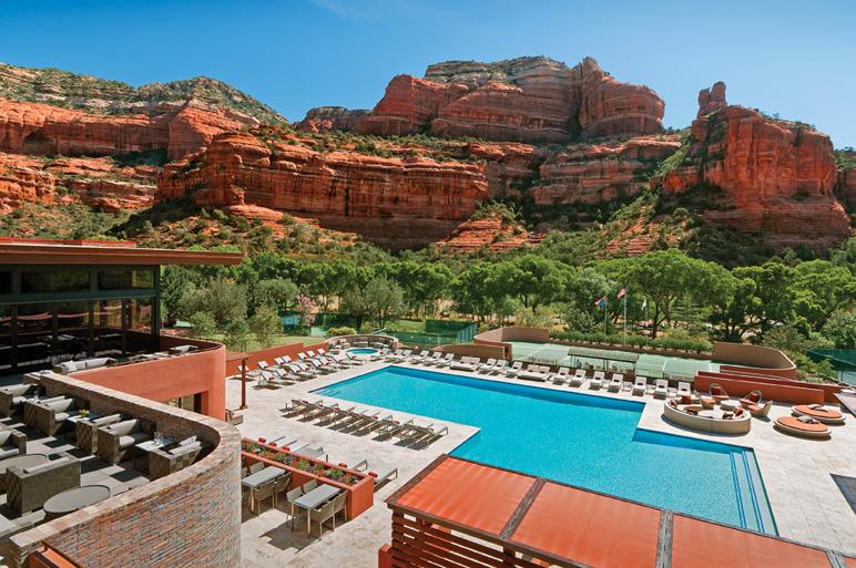 Enchantment Resort in Sedona