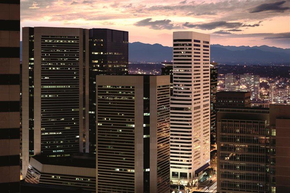 The Denver Skyline