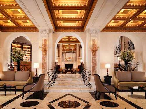Hotel Eden, Rome - 4 Nights for the Price of 3