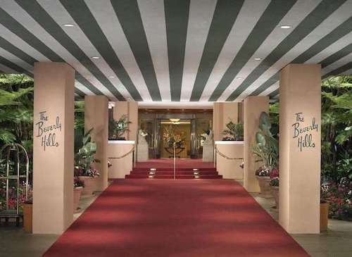 The Beverly Hills Hotel, Los Angeles - *Read my review