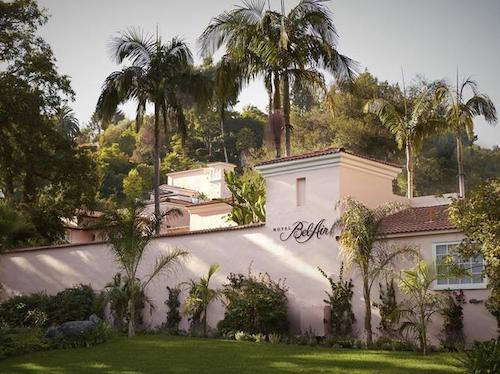 Hotel Bel-Air, Los Angeles - Arrive In Style*Read my review