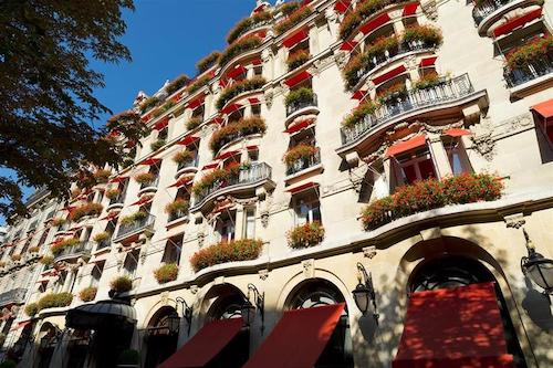 Hotel Plaza Athénée, Paris - 4 Nights for the Price of 3