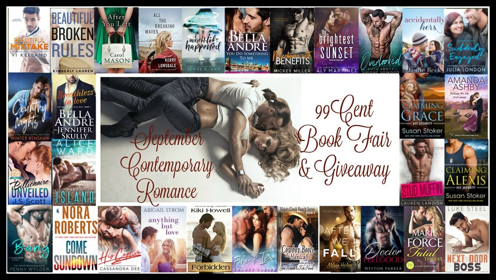 September Contemporary Romance  99Cent Book Fair & Giveaway Graphic 1.jpg