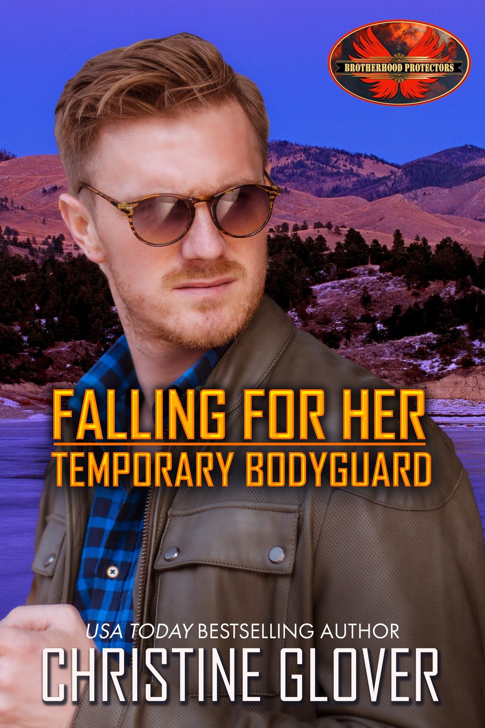 Falling for Her Temporary Bodyguard