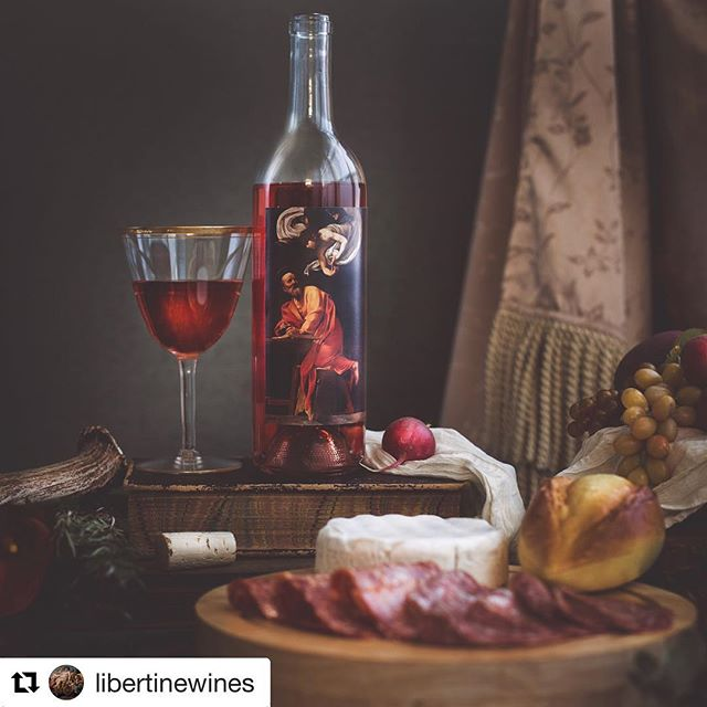 #Repost @libertinewines with @get_repost ・・・ Our '17 Willamette Valley Dolcetto Rosé. It's not a chillable red, it's a room temperature rosé. #oregonwine #urbanwinery #naturalwine @loveandphotographypdx