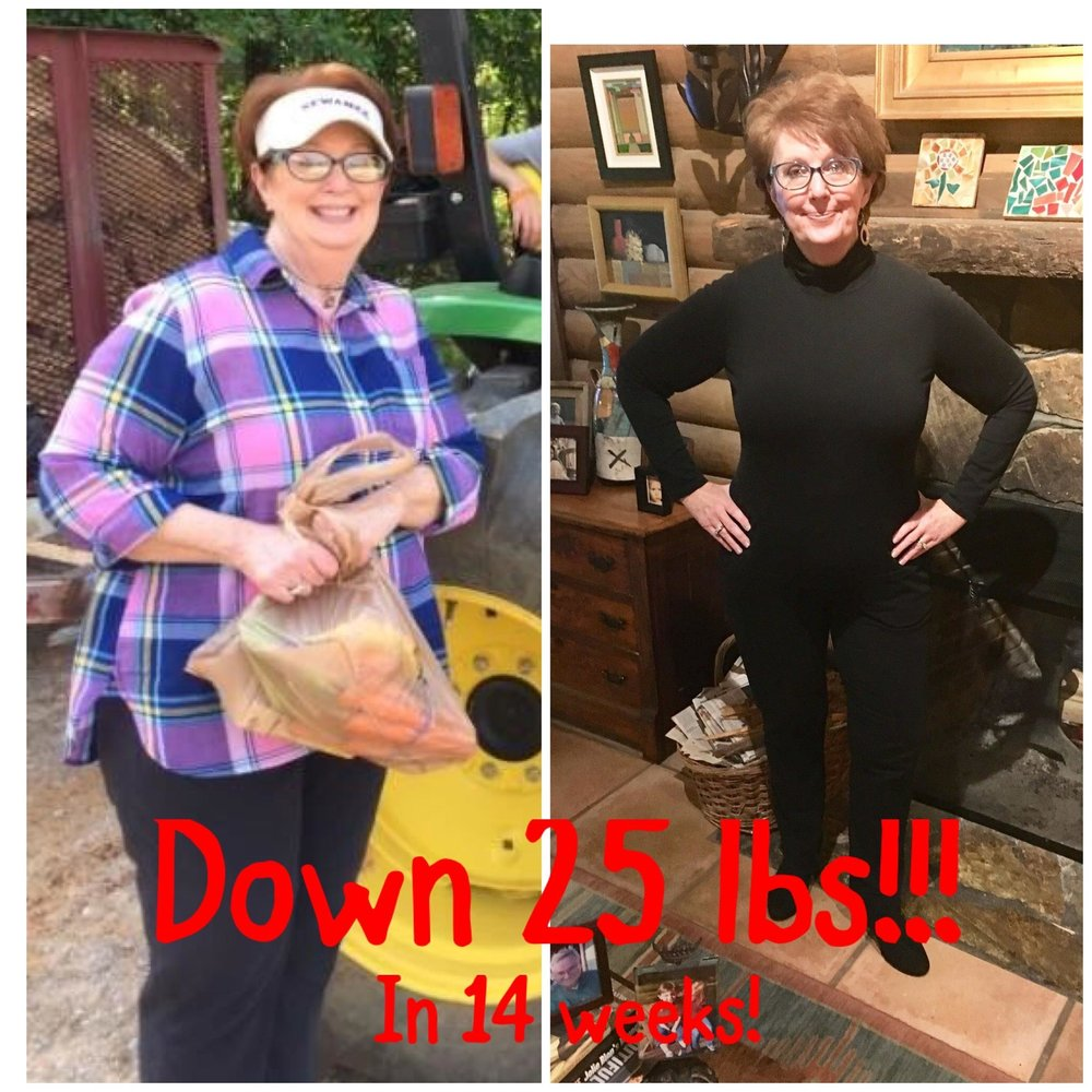 """I am on my second round of the program and am so happy that I have ""trusted the process"" and made such astounding progress!! I had on a new outfit (a couple of sizes down from where I was when I started), and just felt fabulous!!! Thank you, Amanda Woolwine Nighbert, for this amazing program!! It has truly changed my life!!! Aside from the vanity aspect, though, I just FEEL SO MUCH BETTER!!!! I am so very grateful that I learned about her program. I had just about given up on having any success managing my weight. Cannot thank you enough, Amanda!! This is the best money I've ever spent!"""
