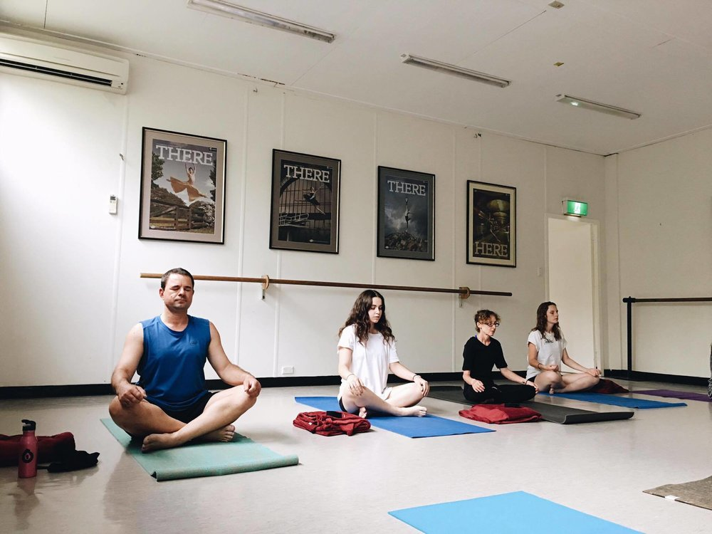 Yoga for all body types at Torrens Community Yoga