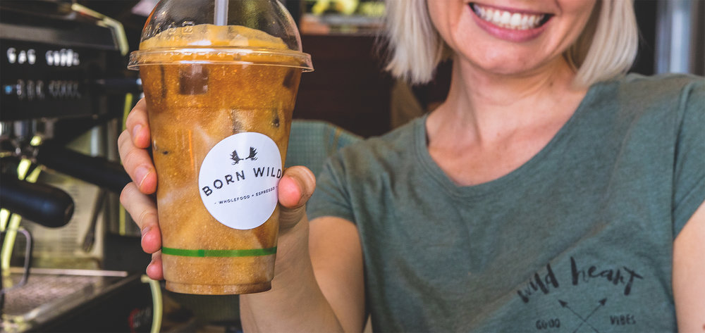 SMOOTHIES, COFFEE - + OTHER DELICIOUS DRINKS