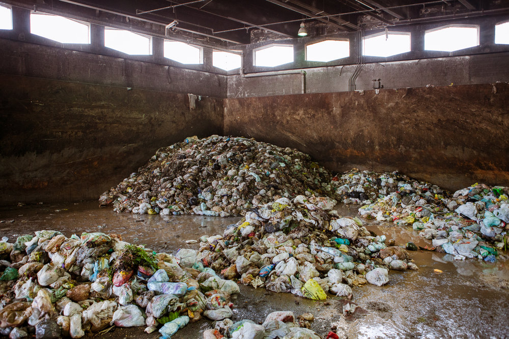 SOLID WASTE - Positioned between art, anthropology, and documentary,