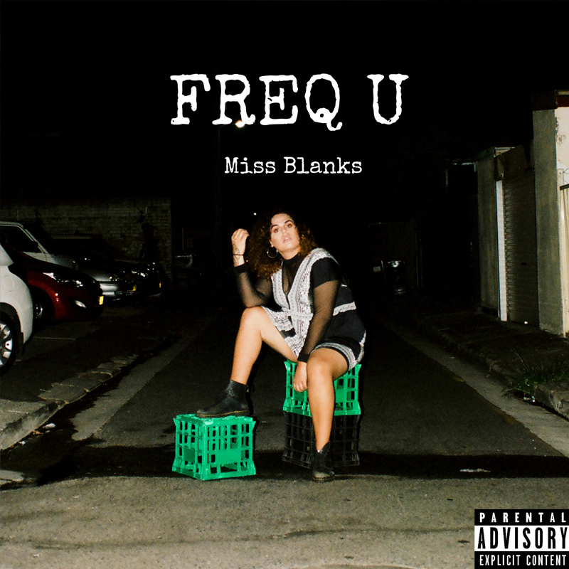 MISS BLANKS - FREQ U