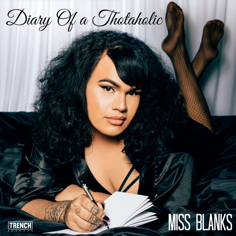 MISS BLANKS - DIARY OF A THOTAHOLIC EP