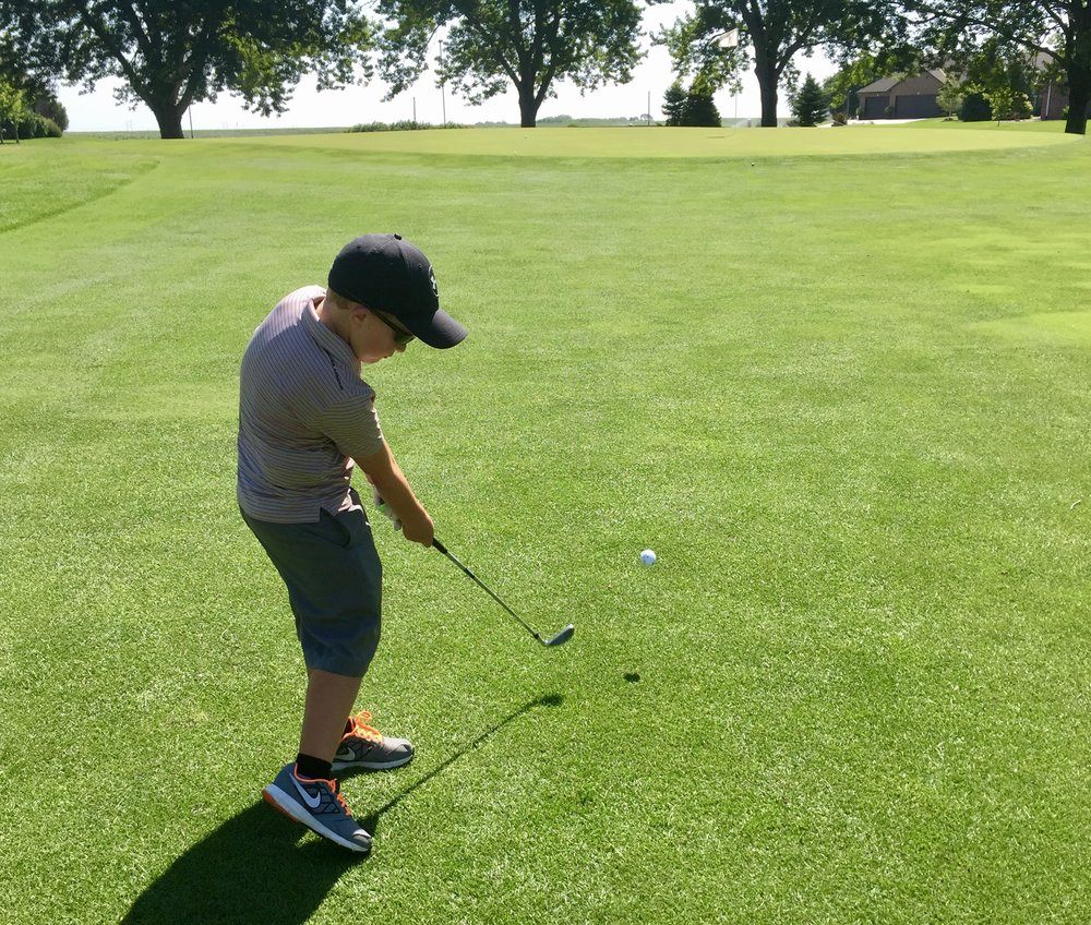 JUNIORS - Camp, League, Private Lessons, Group Lessons