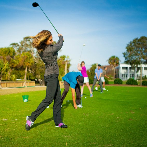 ADULTS - Private Lessons, Group Lessons, Women's Golf Clinics