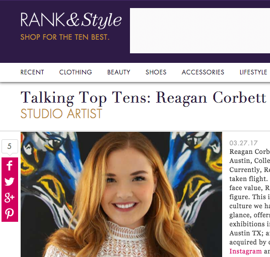 Rank&STYLE - #TalkingTopTENS