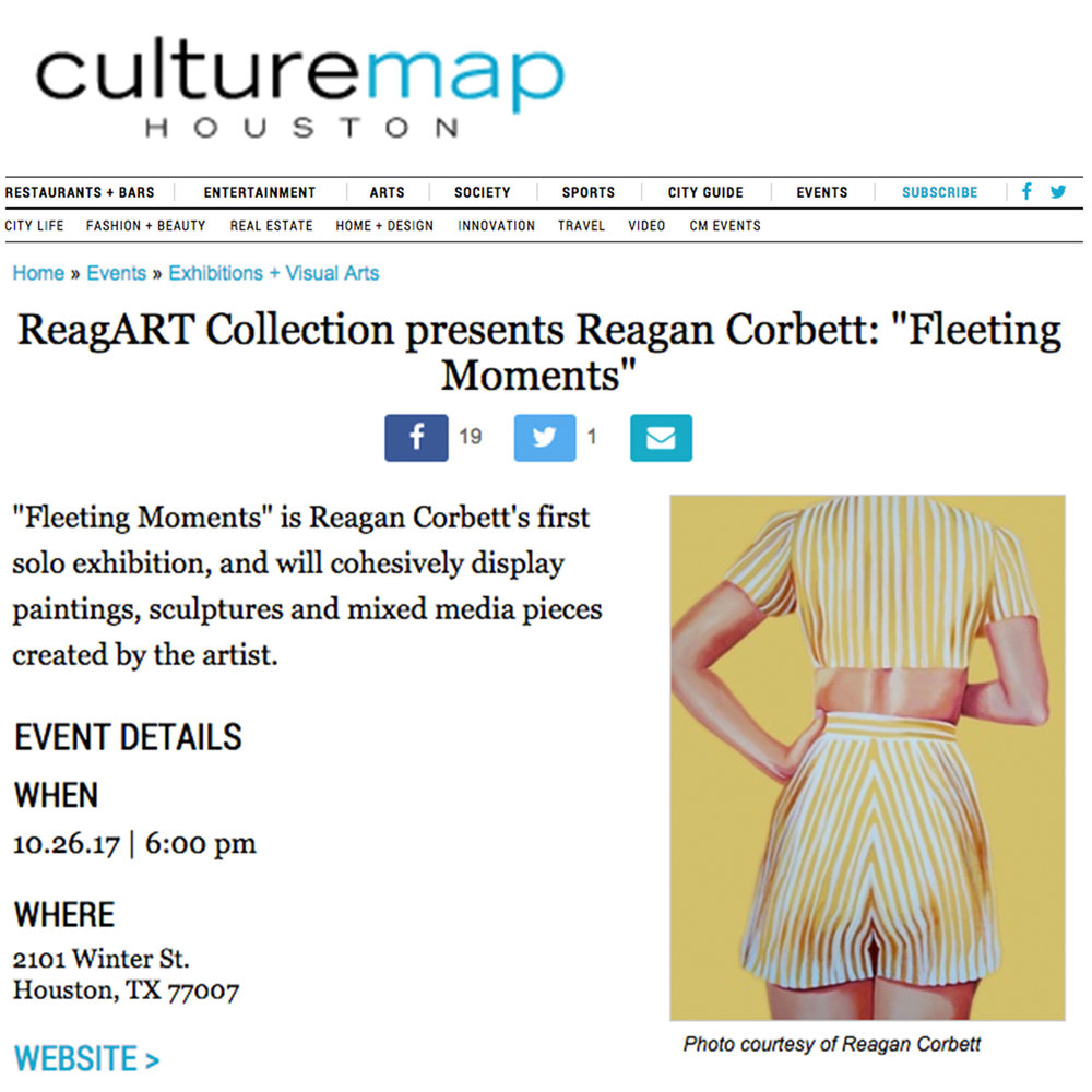 CultureMap:The ReagART Collection Presents