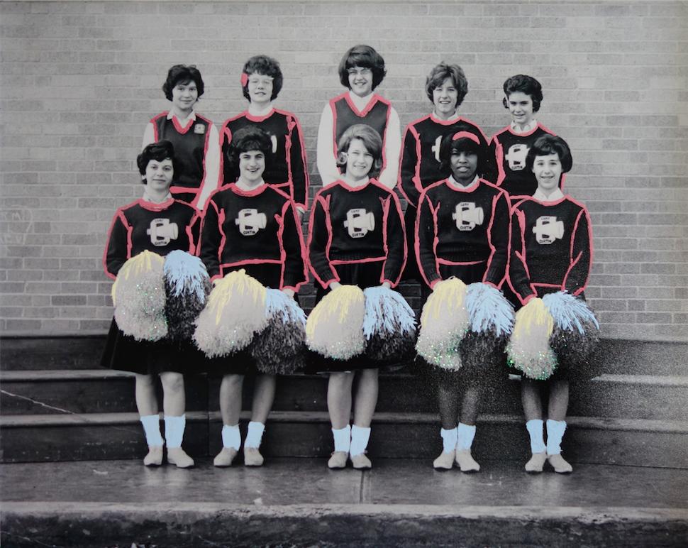 Camp Curtain Cheerleaders