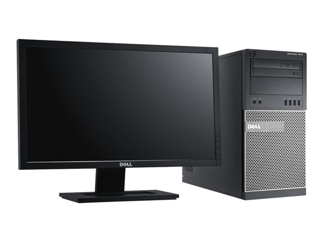 OptiPlex 960 Work Station Desktop, Monitor, Mouse and Keyboard Bundle  -
