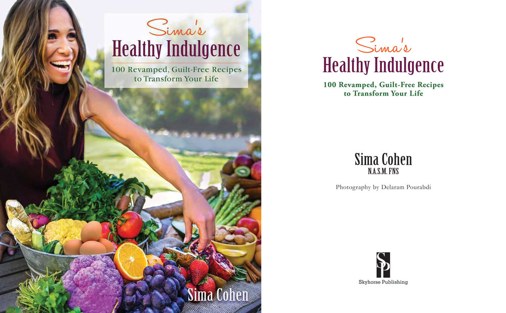 SIMA COHEN's cookbook