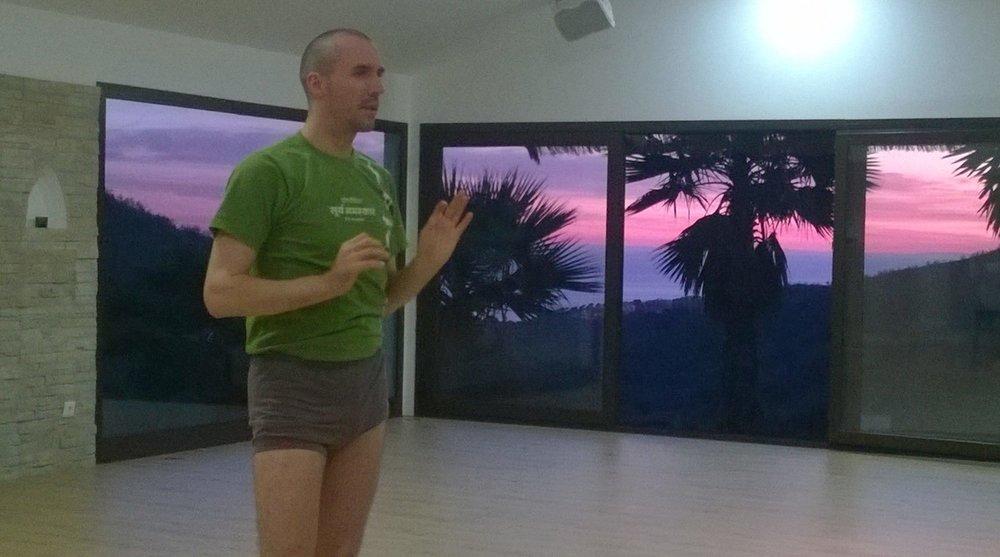 Teaching at sunset.jpg