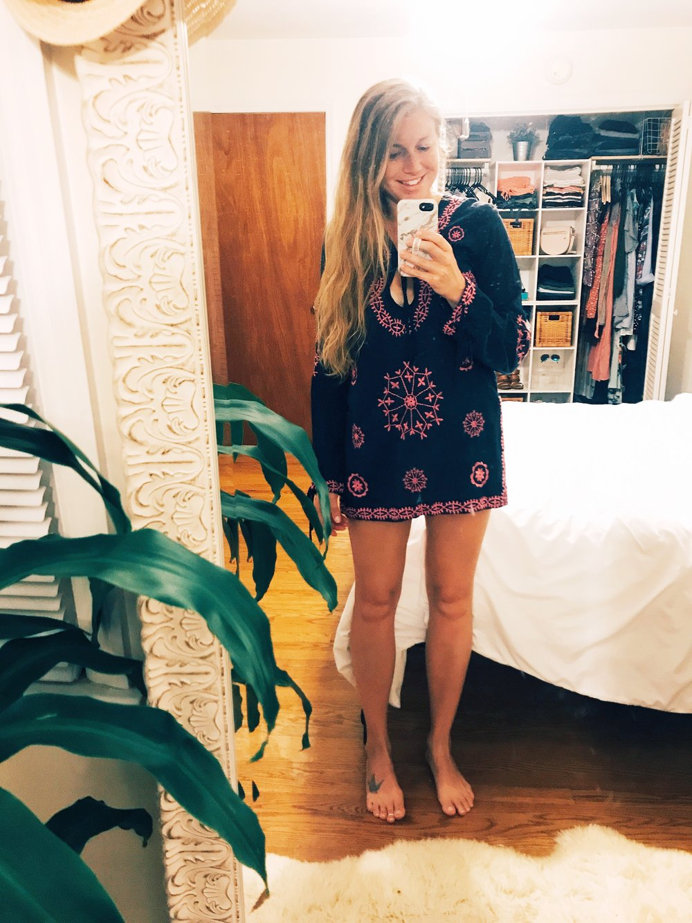 Surf Gypsy Tunic / Beach Cover Up