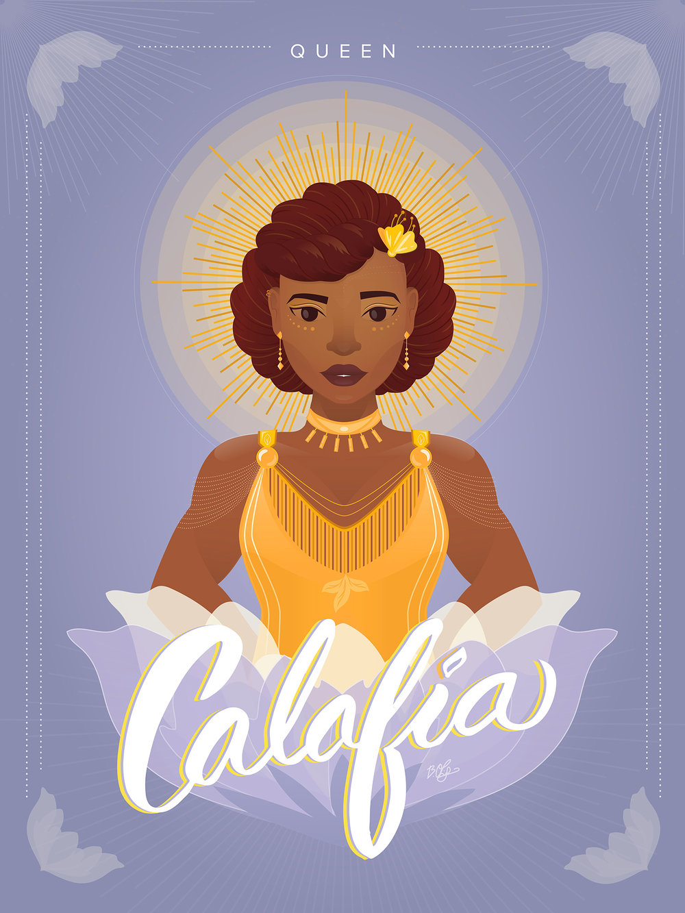 Contemporary Califia: Shown at the Queen Calafia Exhibit