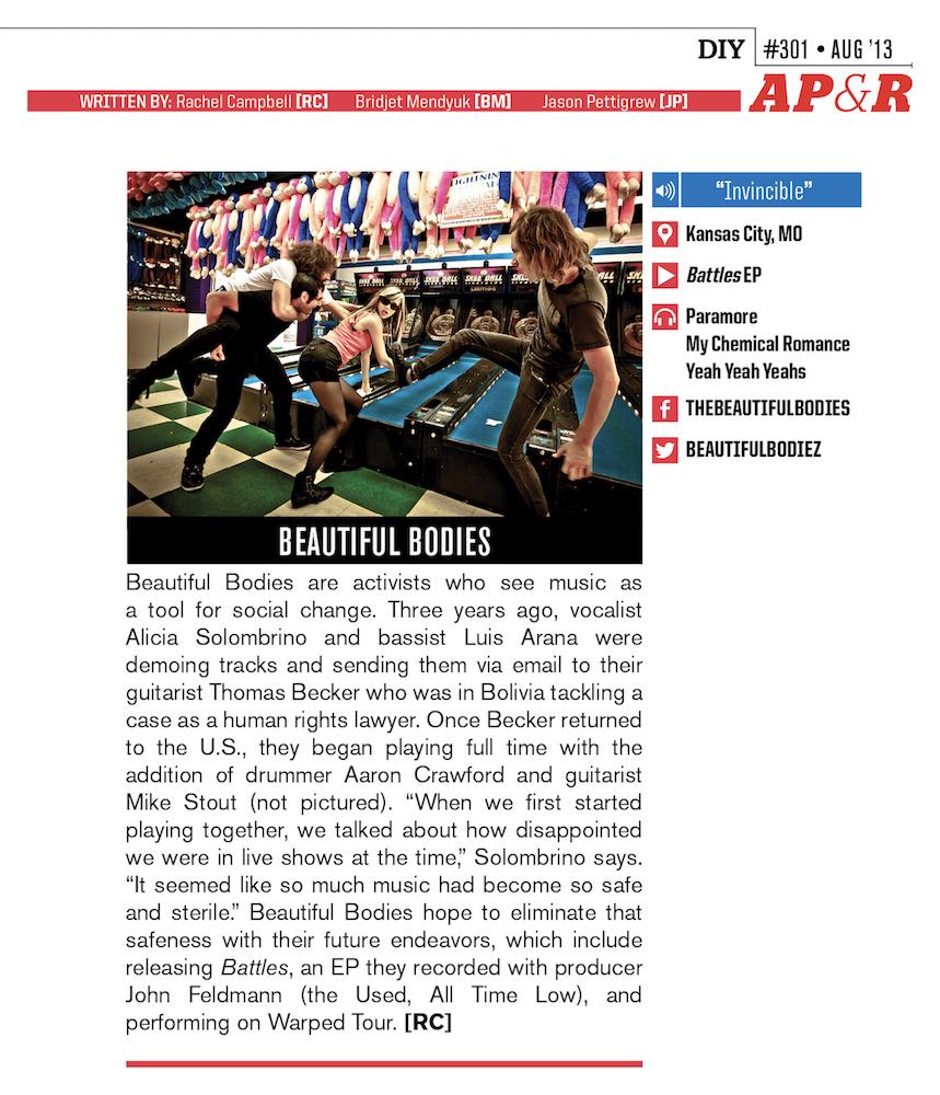 #301 AP&R: Beautiful Bodies