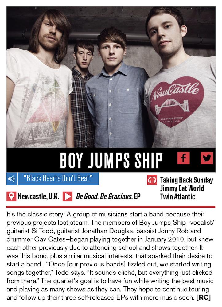 #302 AP&R: Boy Jumps Ship